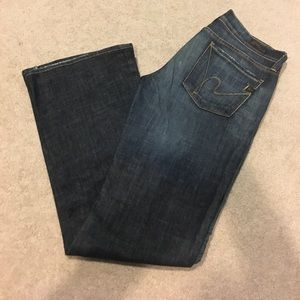 """Citizens of Humanity Wide Leg Jeans - 31"""" inseam"""